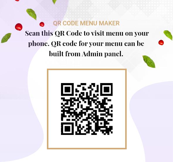 Superv - Restaurant Website Management with QR Code Menu - 2