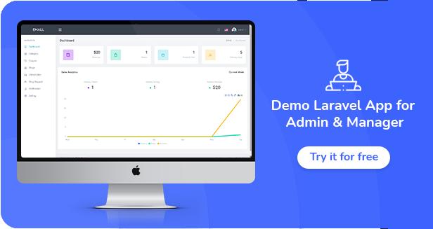 EMall | Multi Vendor E-Commerce Full App - 9