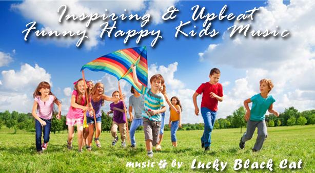 Inspiring & Upbeat Funny Happy Kids Music