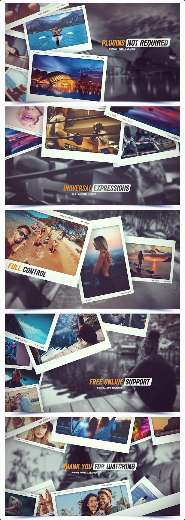Dynamic Frame Slideshow - 5