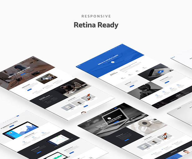 Milton | Multipurpose Creative WordPress Theme - 6