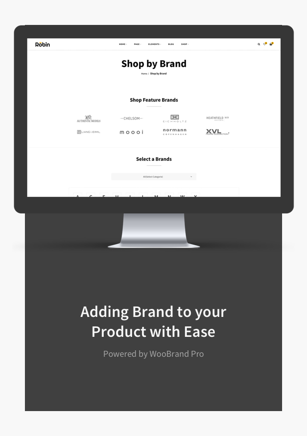 Furniture Shop WooCommerce WordPress Theme - Instagram Shop