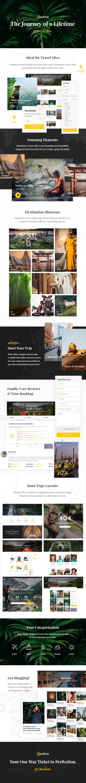 Wanderers - Adventure Travel & Tourism Theme - 2