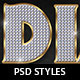 Like Diamond Photoshop Layer Styles - GraphicRiver Item for Sale