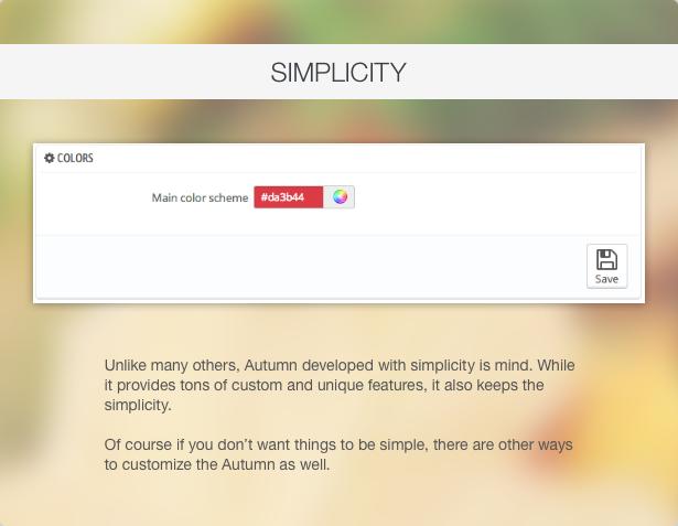Autumn - Responsive Prestashop 1.6 Theme with Blog - 9