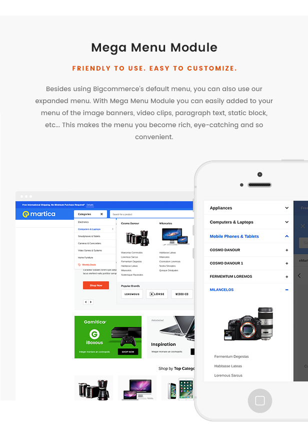 Customization bigcommerce theme supermarket user guide.
