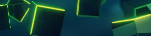 glowing cubes by dexikoz videohive