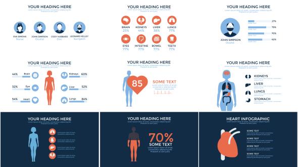 Medical Infographics - 3