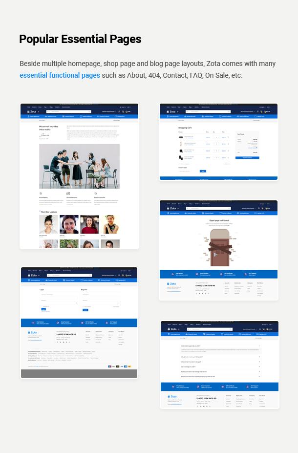 Zota - Elementor Multi-Purpose WooCommerce Theme - 19