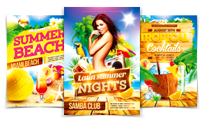 White Sensation Flyer Vol.2 - 172