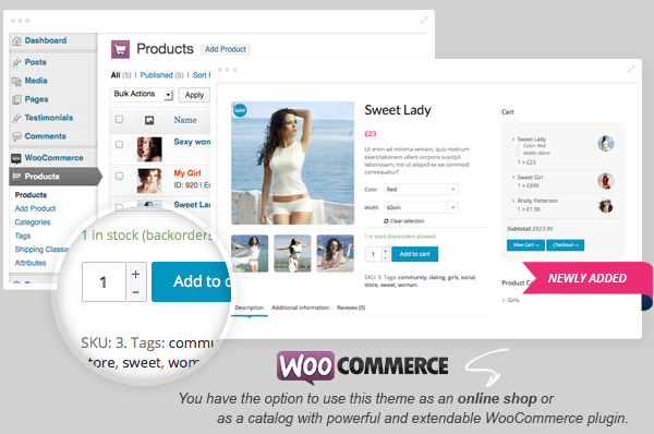 Sweet Date - More than a Wordpress Dating Theme - 14