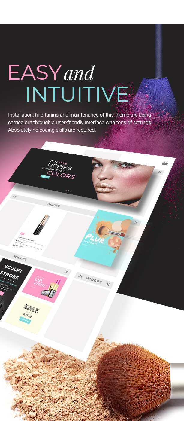 Cosmetro - Cosmetics Store Elementor WooCommerce Theme - 3