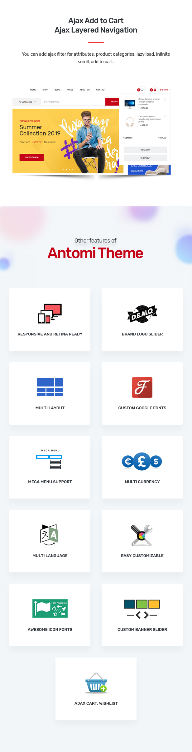 Antomi - Multipurpose Theme for WooCommerce WordPress 29
