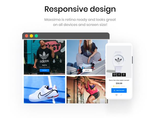 Maxsima - Sports eCommerce Magento 2 Theme - 5