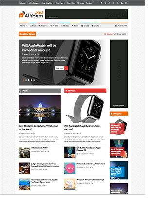 AlYoum   Retina Magazine and Blog WordPress Theme - 7
