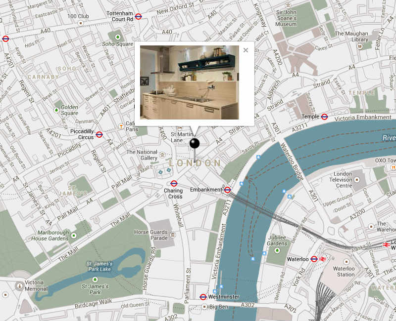 Google Maps with Infowindow-Slideshow - 2