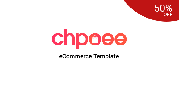 Chpoee - Bootstrap E-Commerce Template