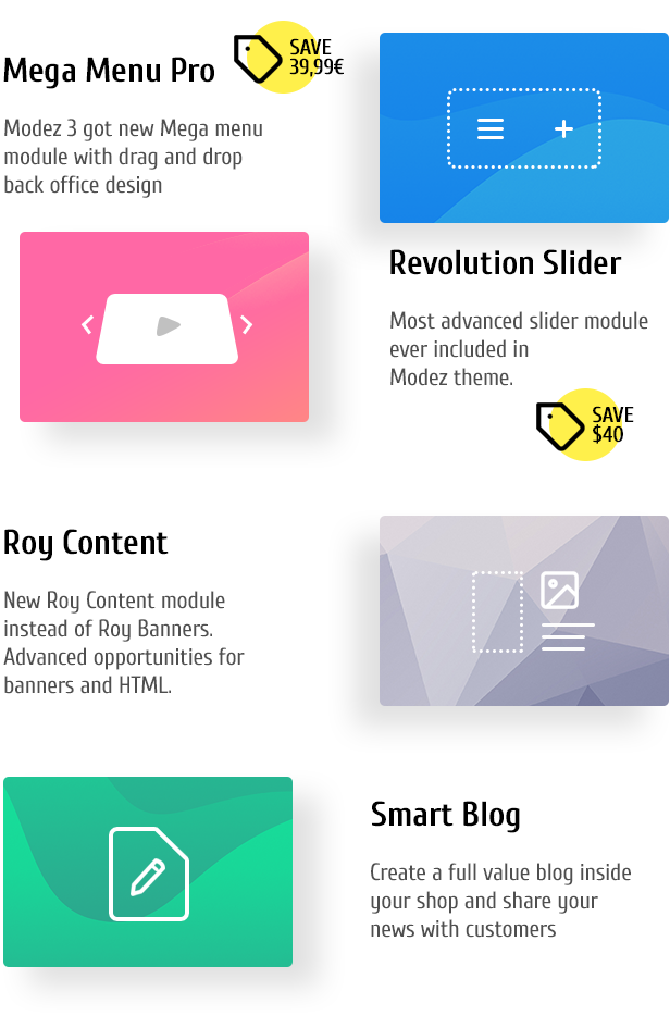 revolution slider prestashop