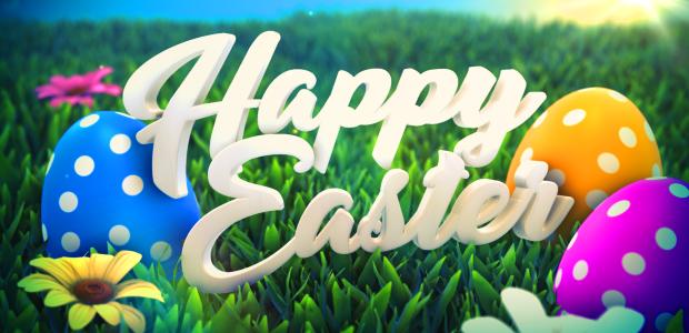Happy Easter Loop 1
