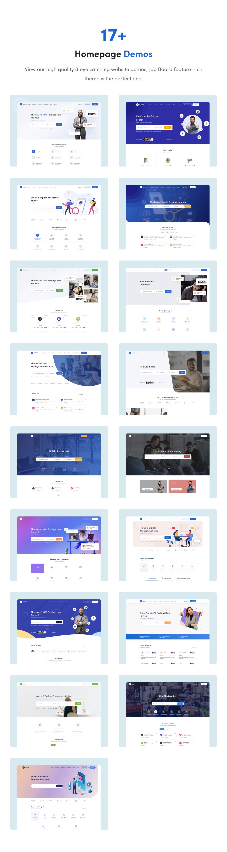 Superio – Job Board WordPress Theme - 5