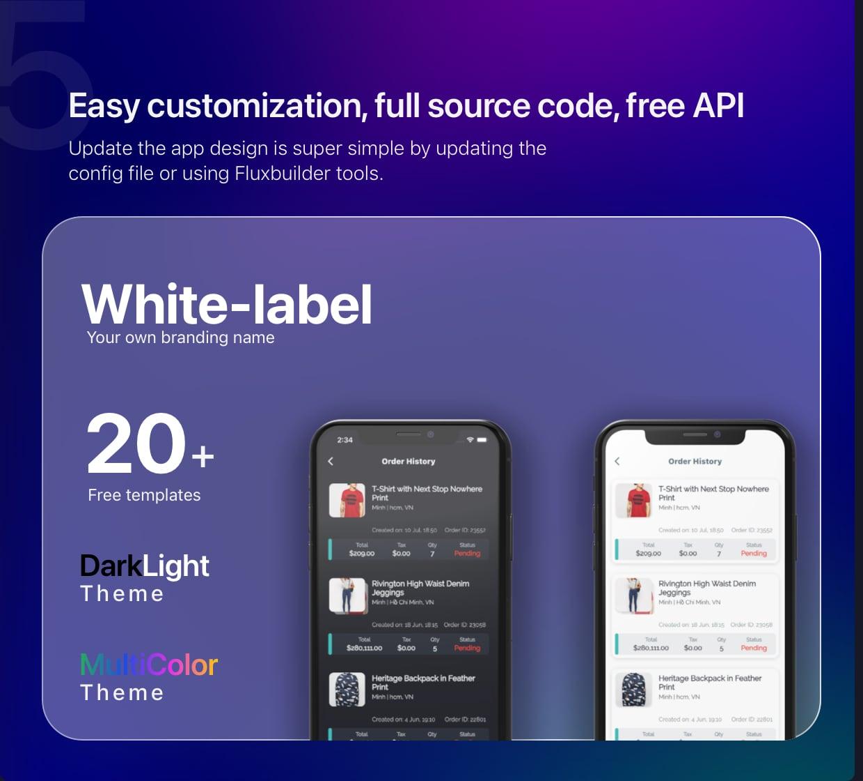 Fluxstore WooCommerce - Flutter E-commerce Full App - 7