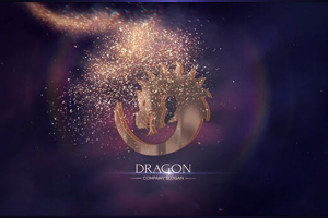 Sparkly Logo   After Effects Template - 4