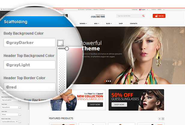 Reviver - Responsive Multipurpose VirtueMart Theme - 11