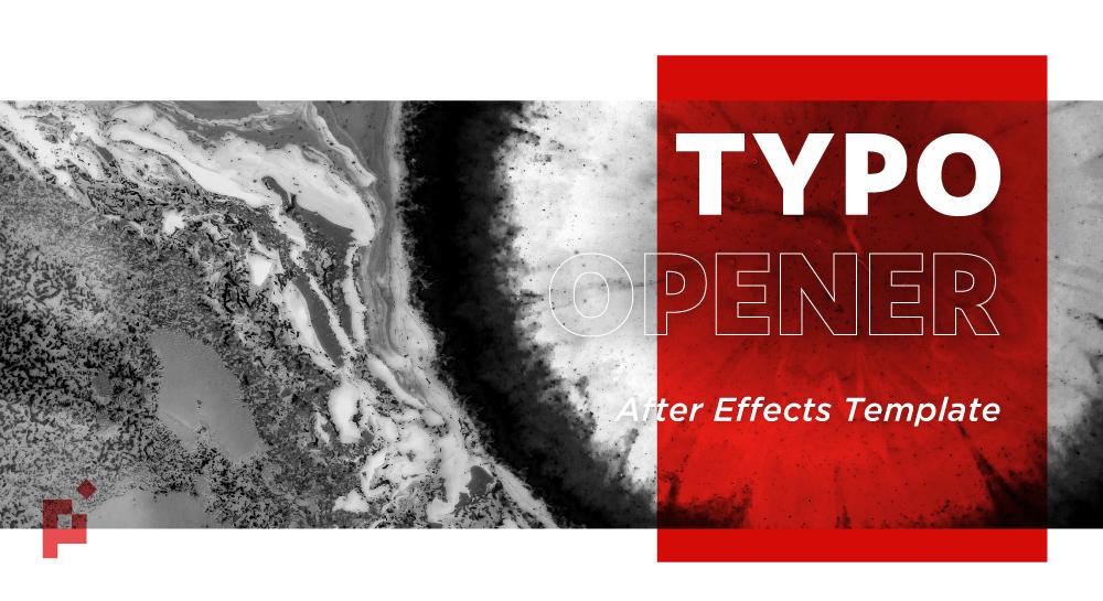 Trendy Typo Opener - 7