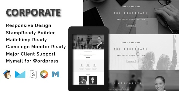 EVENTS - Multipurpose Responsive Email Pack With Stamp Ready Builder Access - 2