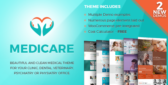 Medicare - Health and Medical Services Theme