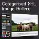 Categorized XML Image Gallery - ActiveDen Item for Sale