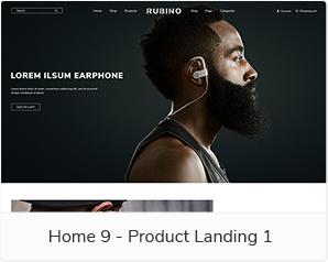 Product Landing 1