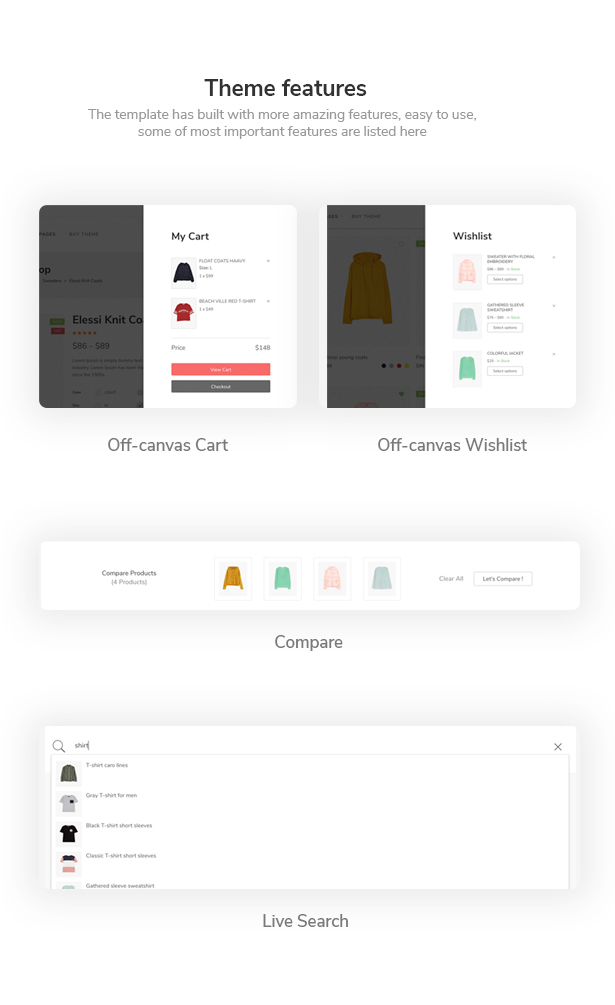 Elessi-WooCommerce AJAX WordPress主题