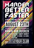 Harder Better Faster