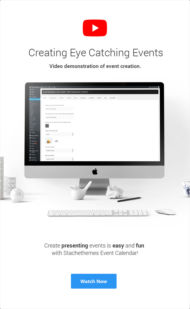 Stachethemes Event Calendar - WordPress Events Calendar Plugin - 5