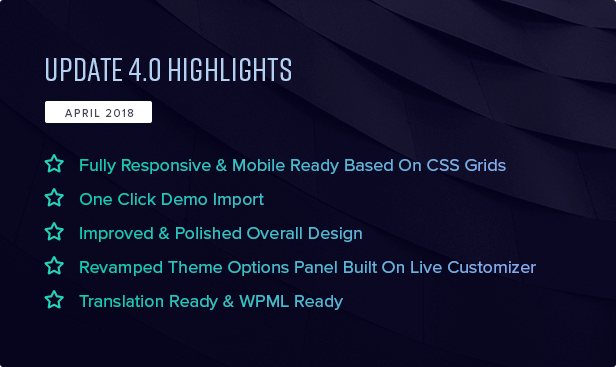 4.0 Innova Construct Highlights