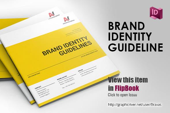 Logo guidelines template ~ presentation templates ~ creative market.