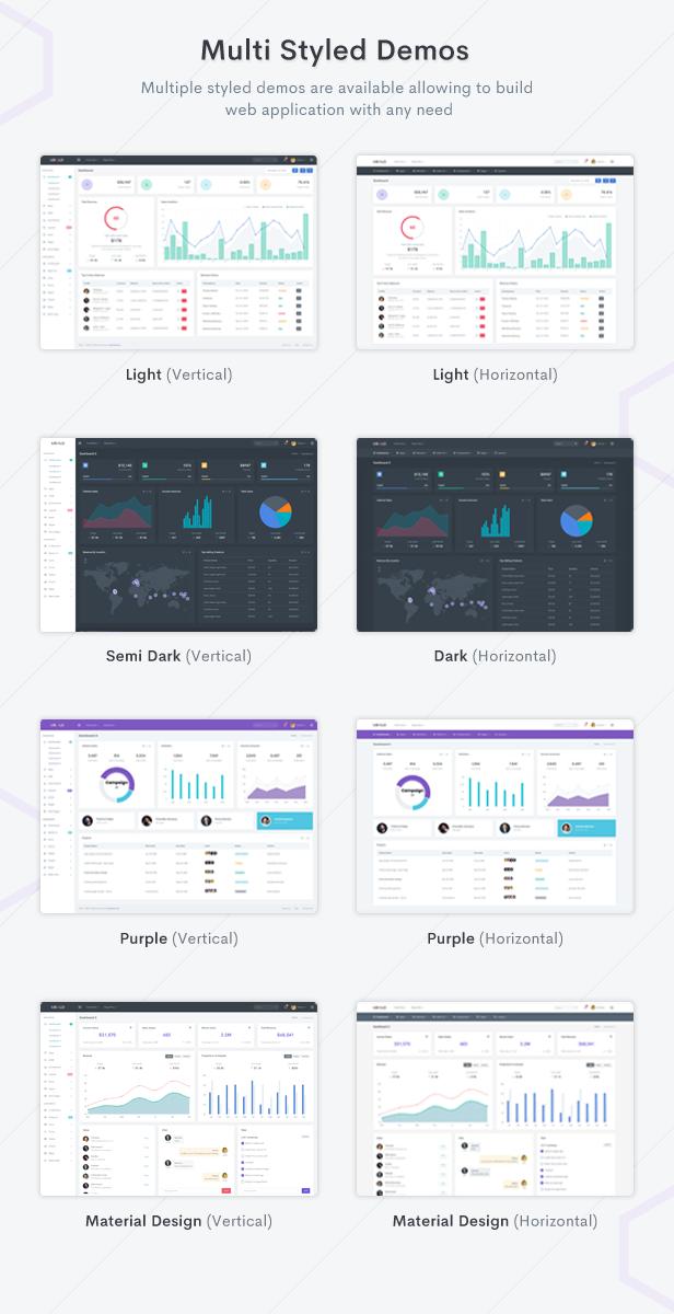 Ubold Admin - Bootstrap 4 Admin Dashboard Template - 5