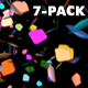 Thrown Particles - XL Pack 10 - HD - 89