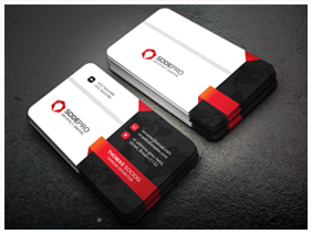 Electronic Business Card by axnorpix GraphicRiver