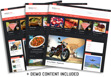 WorldNews - Responsive WordPress Blog\Magazine - 21