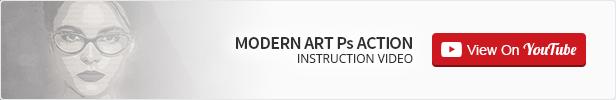 Modern Art Photoshop Action - 10