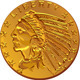 Vector Gold Money Dollar Coin - 3