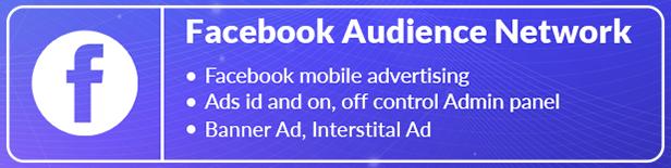 Aplicación de radio Android en línea | Admob, Facebook, Startapp - 7
