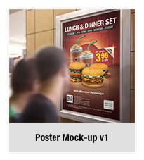 Square Canvas Mock-up - 14