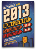 Indie Electronic Flyer/Poster - 29