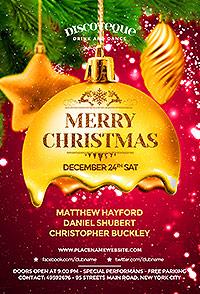 Christmas Flyer - 16