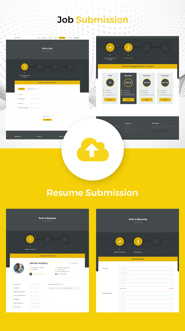 Jobmonster - Job Board WordPress Theme - 9