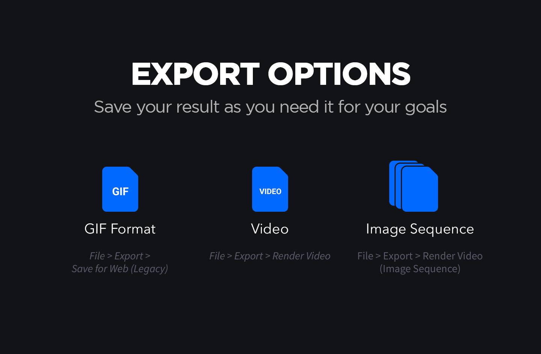 Vigormotion Photoshop Plugin for Animation - 10