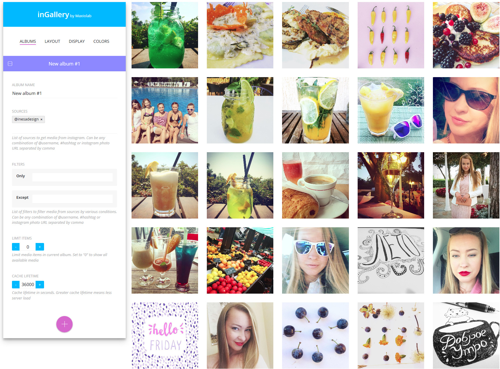 Instagram Feed - Photo & Video Gallery Plugin for WordPress